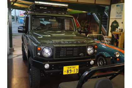 JB64W JIMNY Little-D